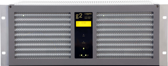G2-front_668 provided by Forward Tech US - authorized distributor for Klotz Communications